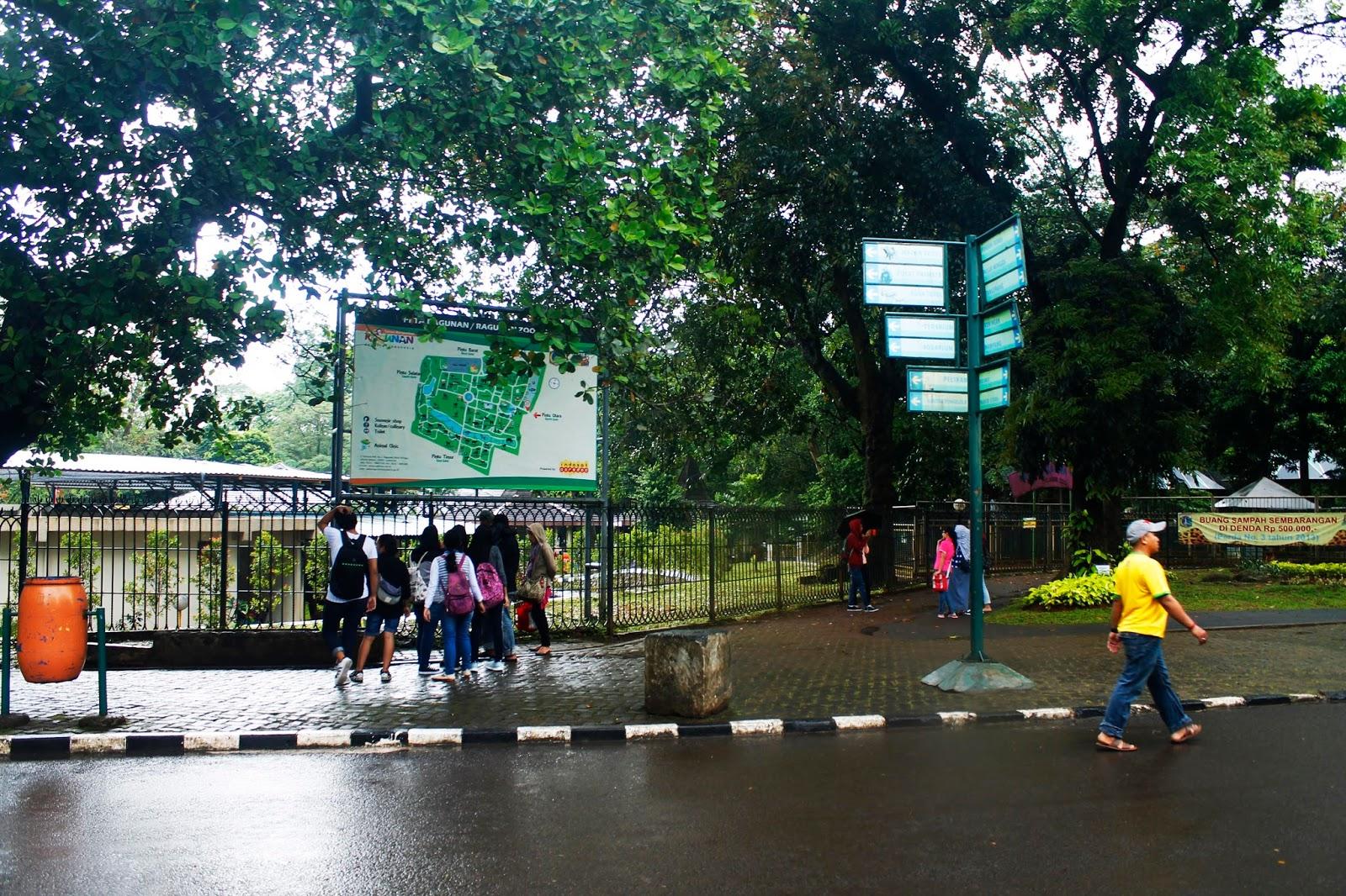 Wisata Edukasi dan Rekreasi Kebun Binatang Ragunan
