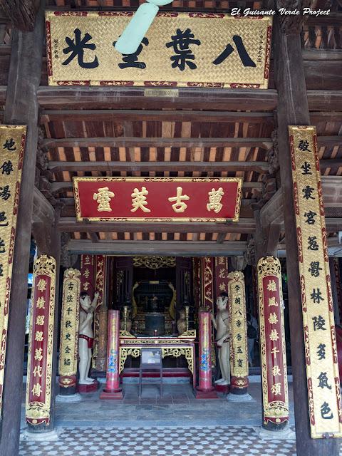 Templo Đền Lý Bát Đế - Vietnam por El Guisante Verde Project