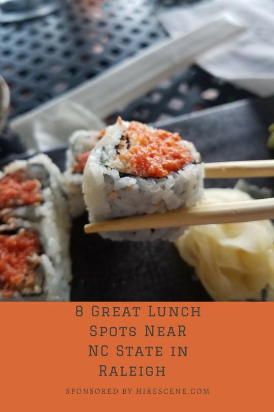 Good Lunch Spots Near Me