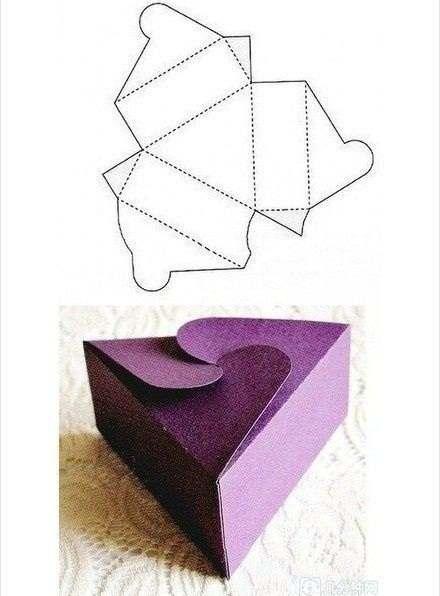 Membuat kotak kado bagian 2