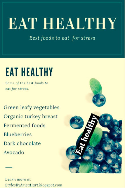 Nutrition, sress