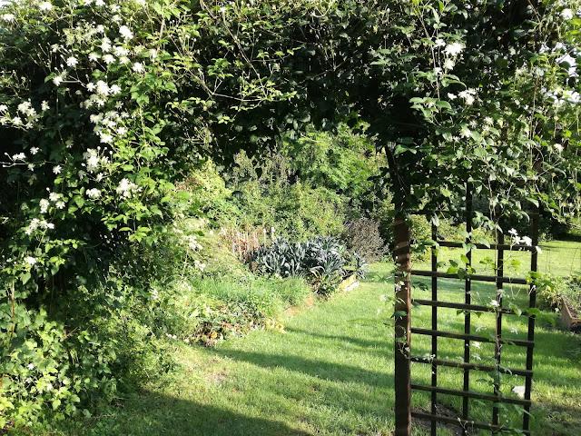 wnętrza ogrodowe