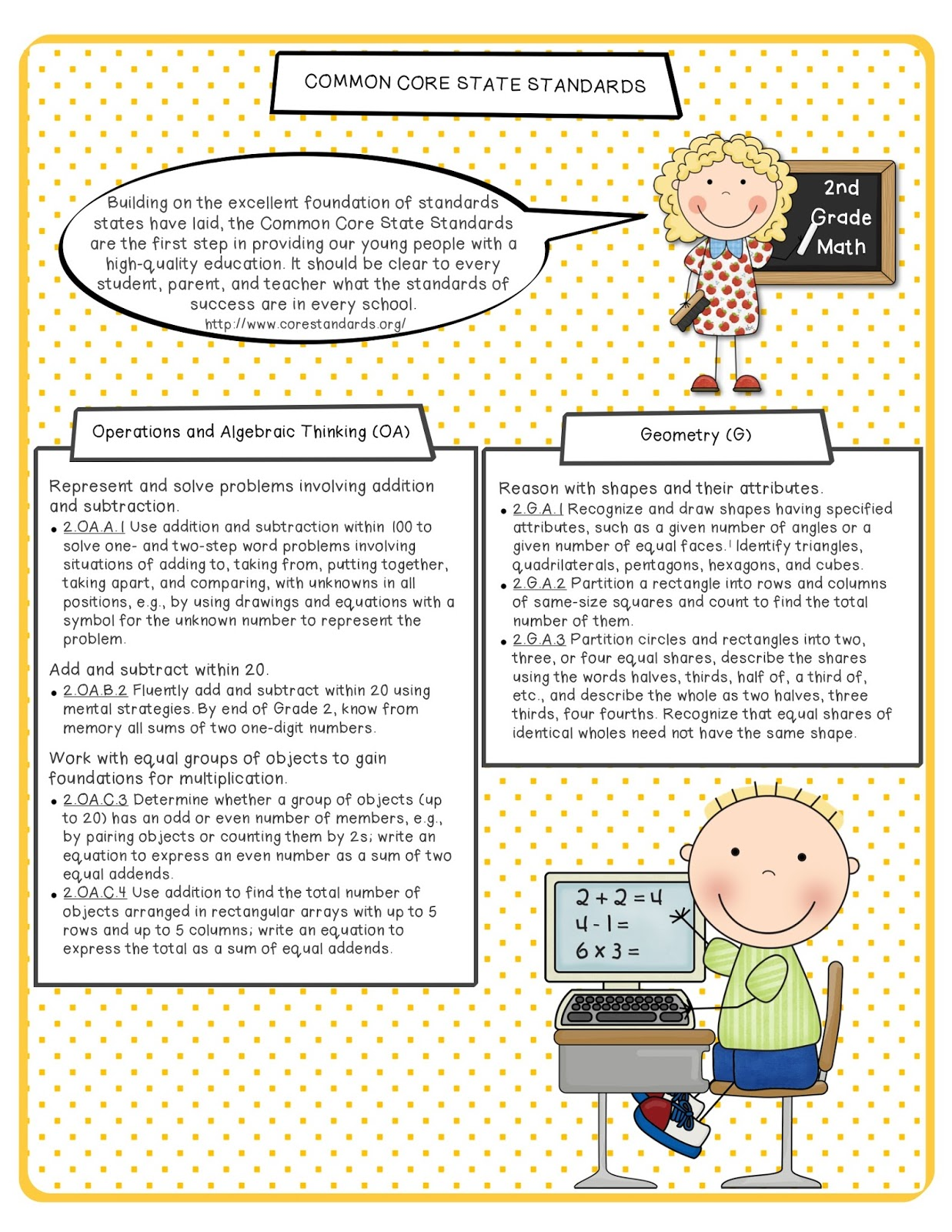 The Apple Tree Room: 2nd Grade Common Core Math and ELA ...