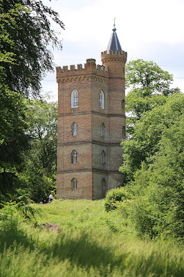 Gothic tower, Painshill
