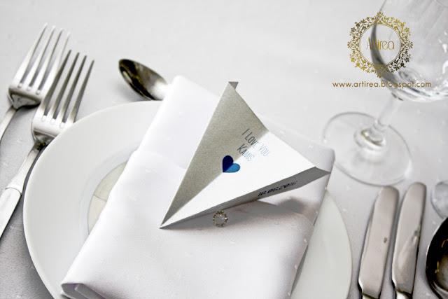 winietki na stoły samolot podróżnicze oryginalne Artirea zaproszenia slubne