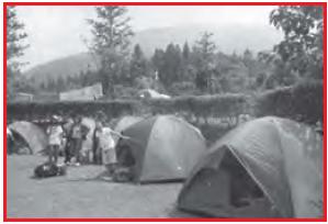 Cara Memilih Lokasi Berkemah dan Teknis Dasar Dalam Memasang Tenda Saat Berkemah