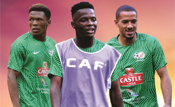 Do SA's young guns stand a chance against high-flying Burkina Faso in a crucial World Cup qualifier?