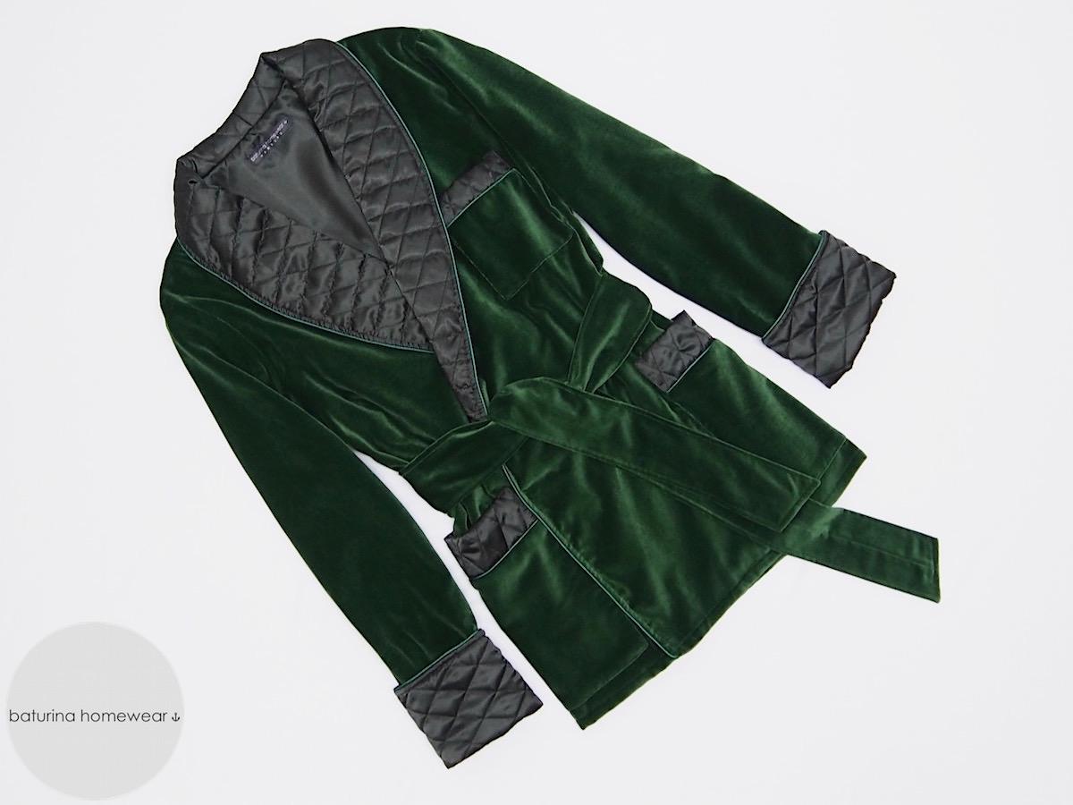 elegante herren hausjacken englische smoking jackets f r m nner. Black Bedroom Furniture Sets. Home Design Ideas
