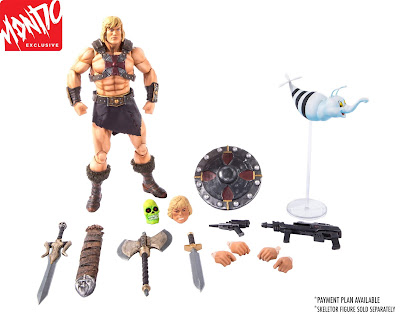 Masters of the Universe He-Man 1/6 Scale Figure by Mondo