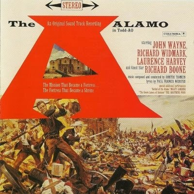 The Alamo, Dimitri Tiomkin