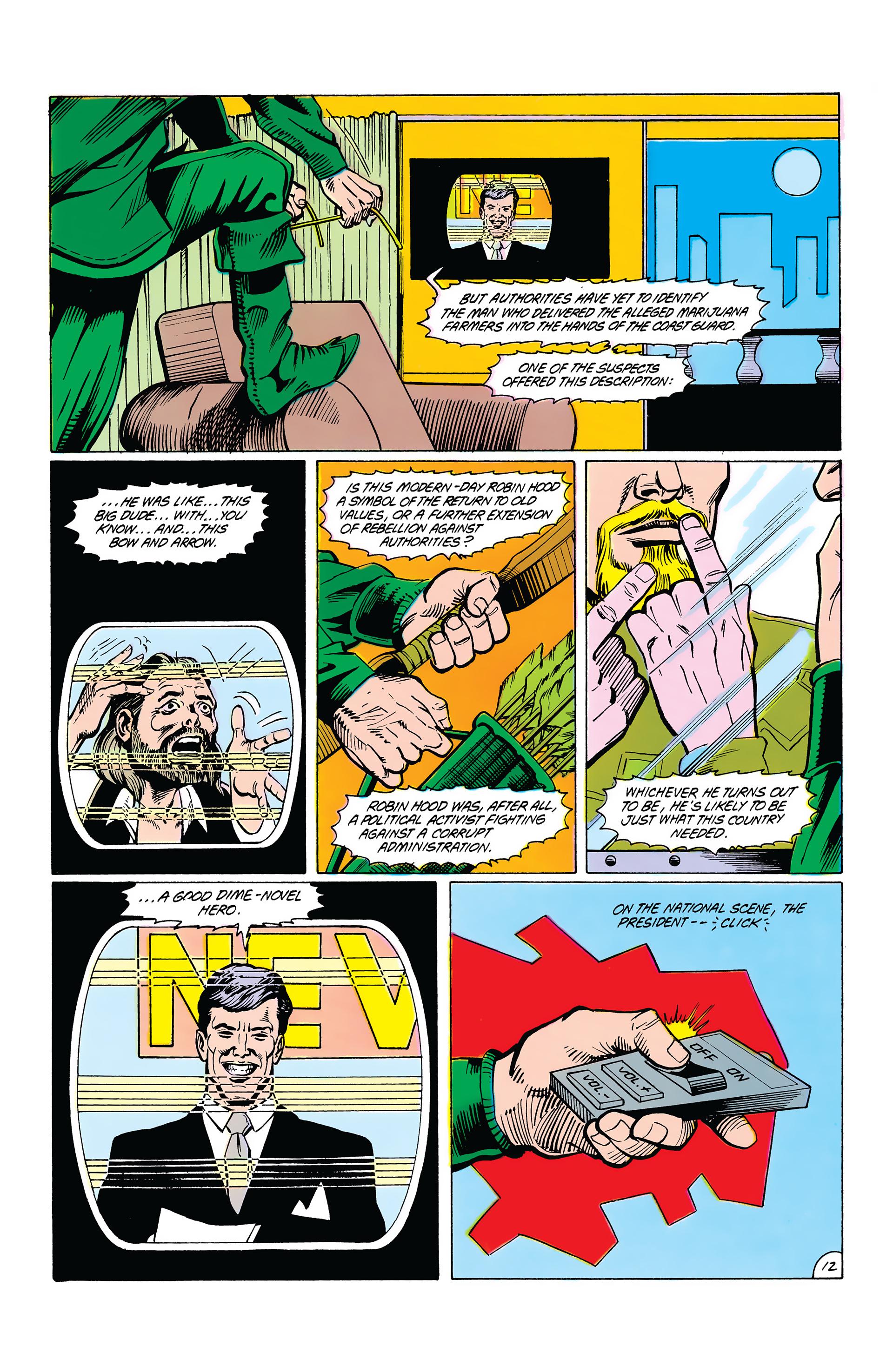 Read online Secret Origins (1986) comic -  Issue #38 - 12