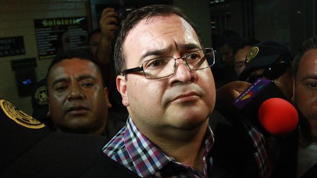 PGR abre la puerta para que Javier Duarte pueda enfrentar proceso en libertad
