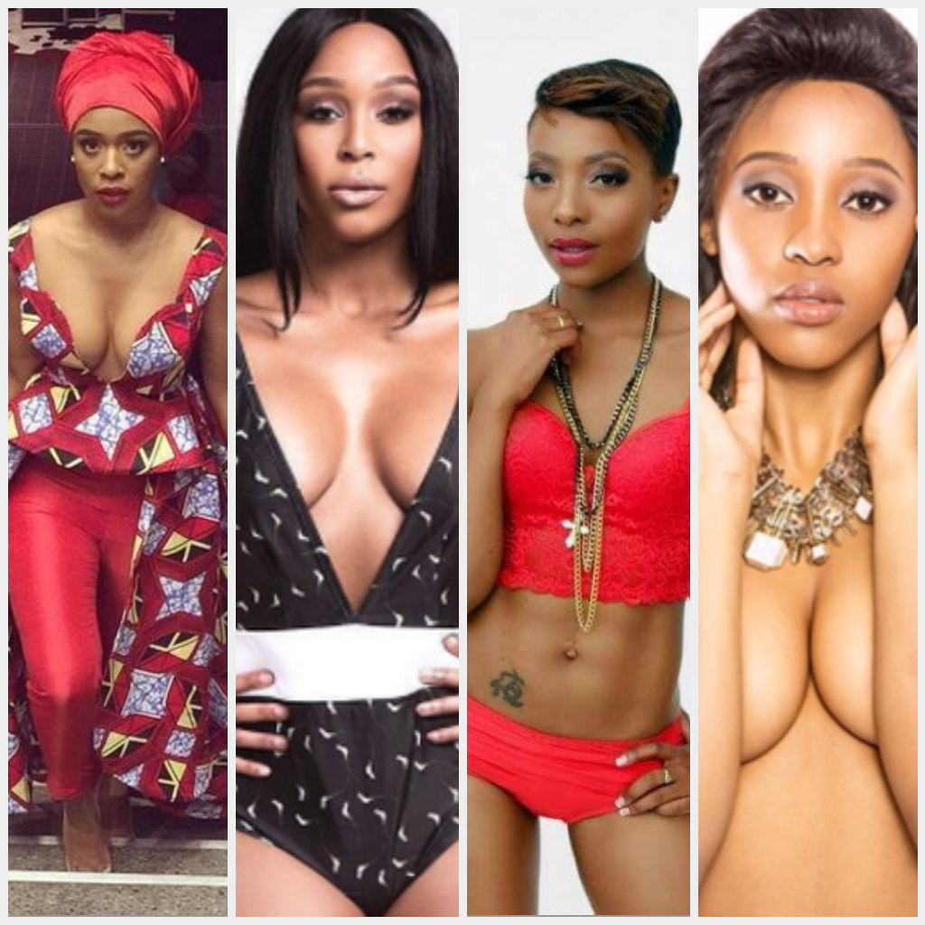 8 Mzansi Celebs Who Got Hotter And Hotter After The Break