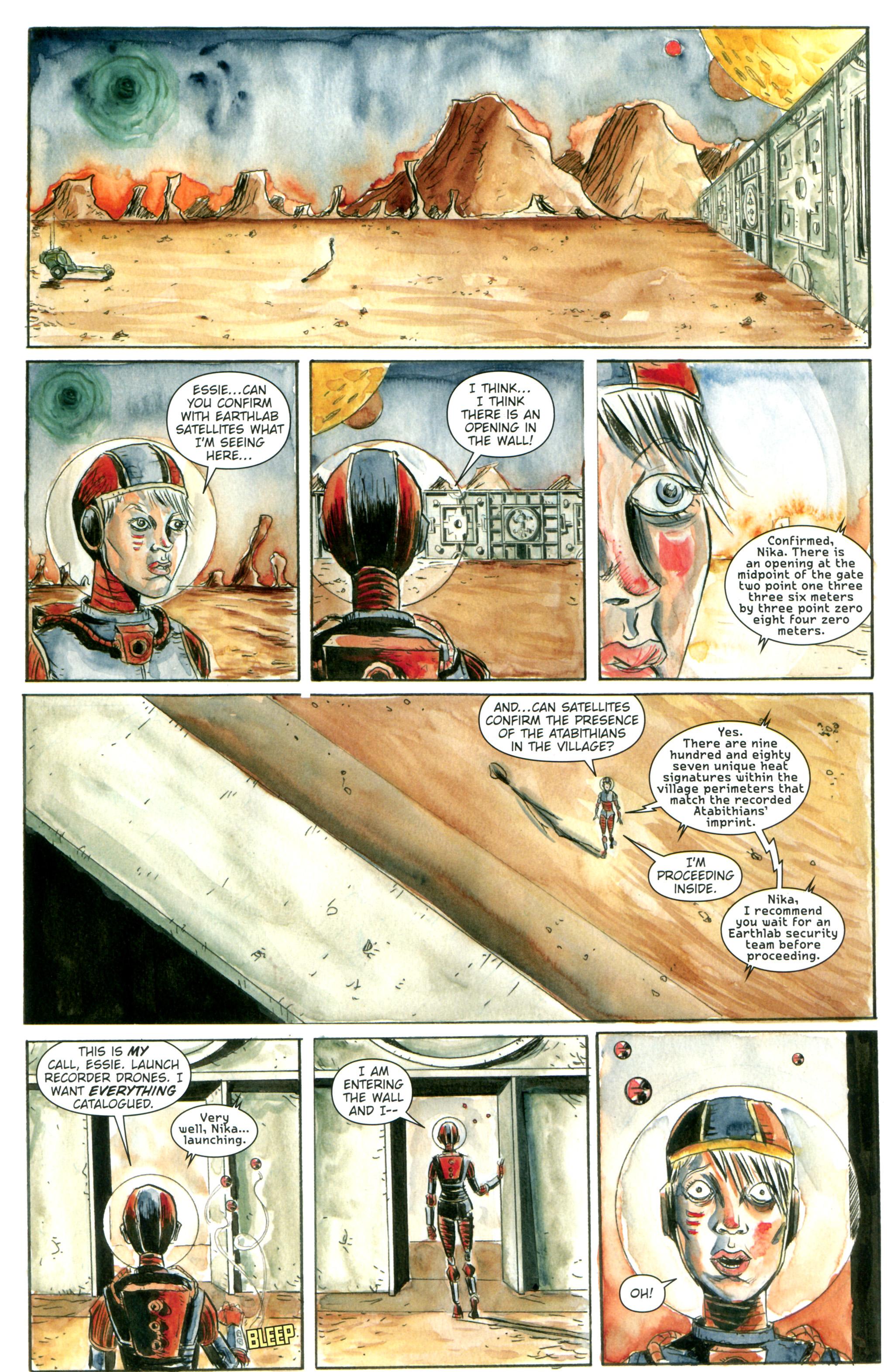 Read online Trillium comic -  Issue #1 - 24