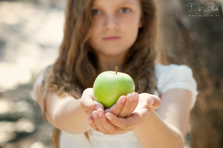 manzana verde comunión
