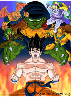 Download Film DBZ : Lord Slug Sub Indo