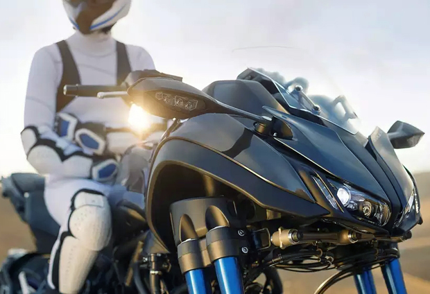 Mengenal Yamaha Niken , Motor Roda 3 Milik Yamaha