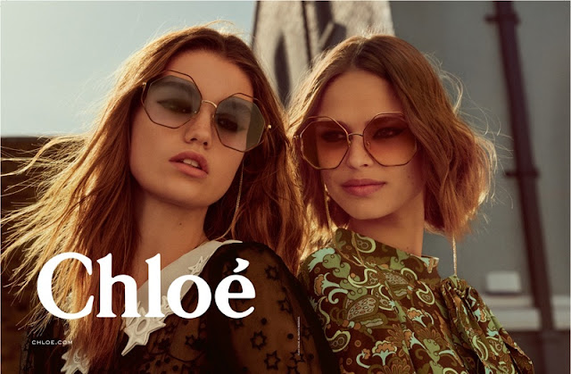 Chloe Fall/Winter 2017 Campaign