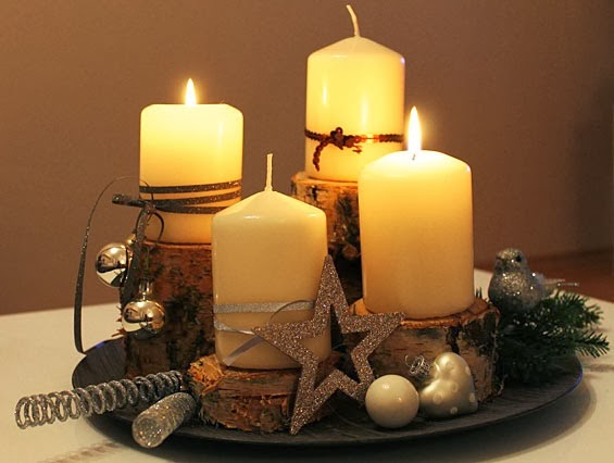 bloggher countdown to christmas light the candles accendete le candele. Black Bedroom Furniture Sets. Home Design Ideas