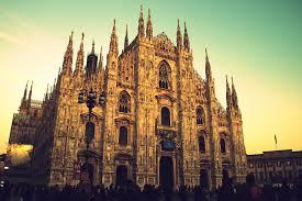 near Milan