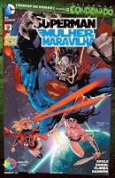 Os Novos 52! Superman & Mulher Maravilha #9