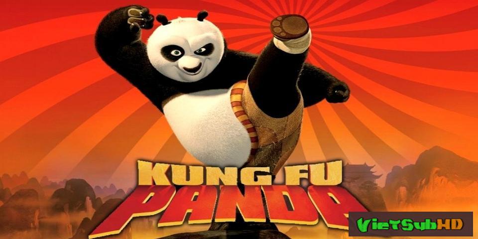 Phim Kung Fu Gấu Trúc VietSub HD | Kung Fu Panda 2008
