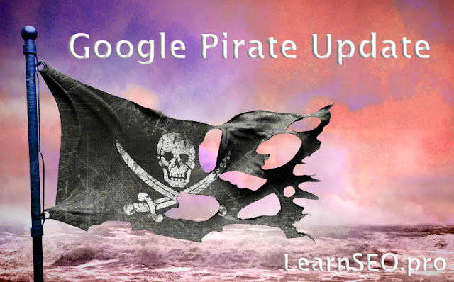 Google Pirate Update