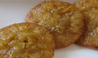 Contoh Deskripsi Panganan Tradisional Kue Cucur Dalam