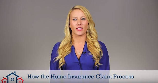 How Does The Home Insurance Claim Process Work For Hail