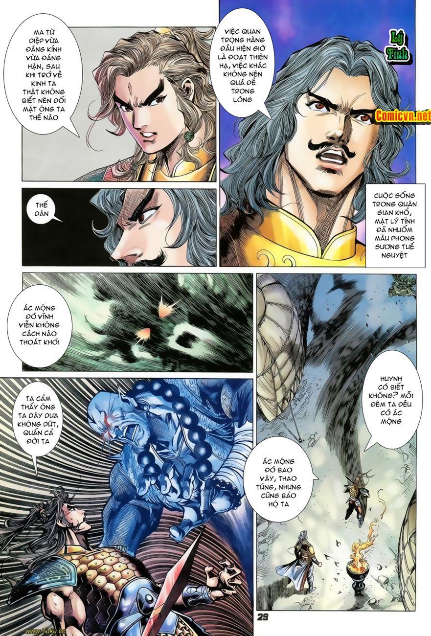 Đại Đường Uy Long chapter 73 trang 28