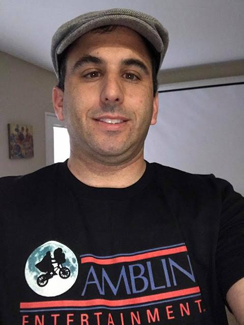 amblin t-shirt