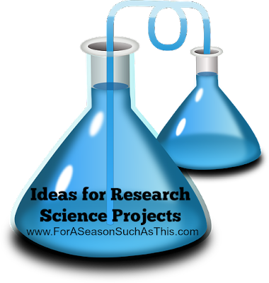 Research Science Projects