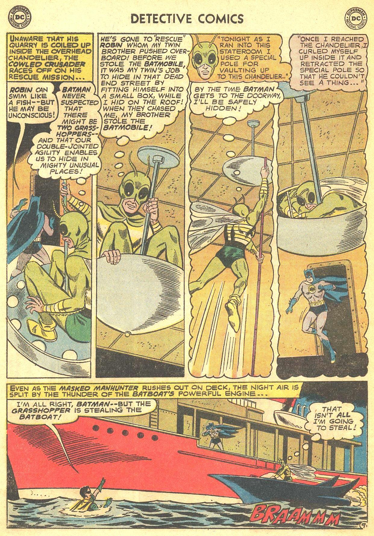 Detective Comics (1937) 334 Page 11
