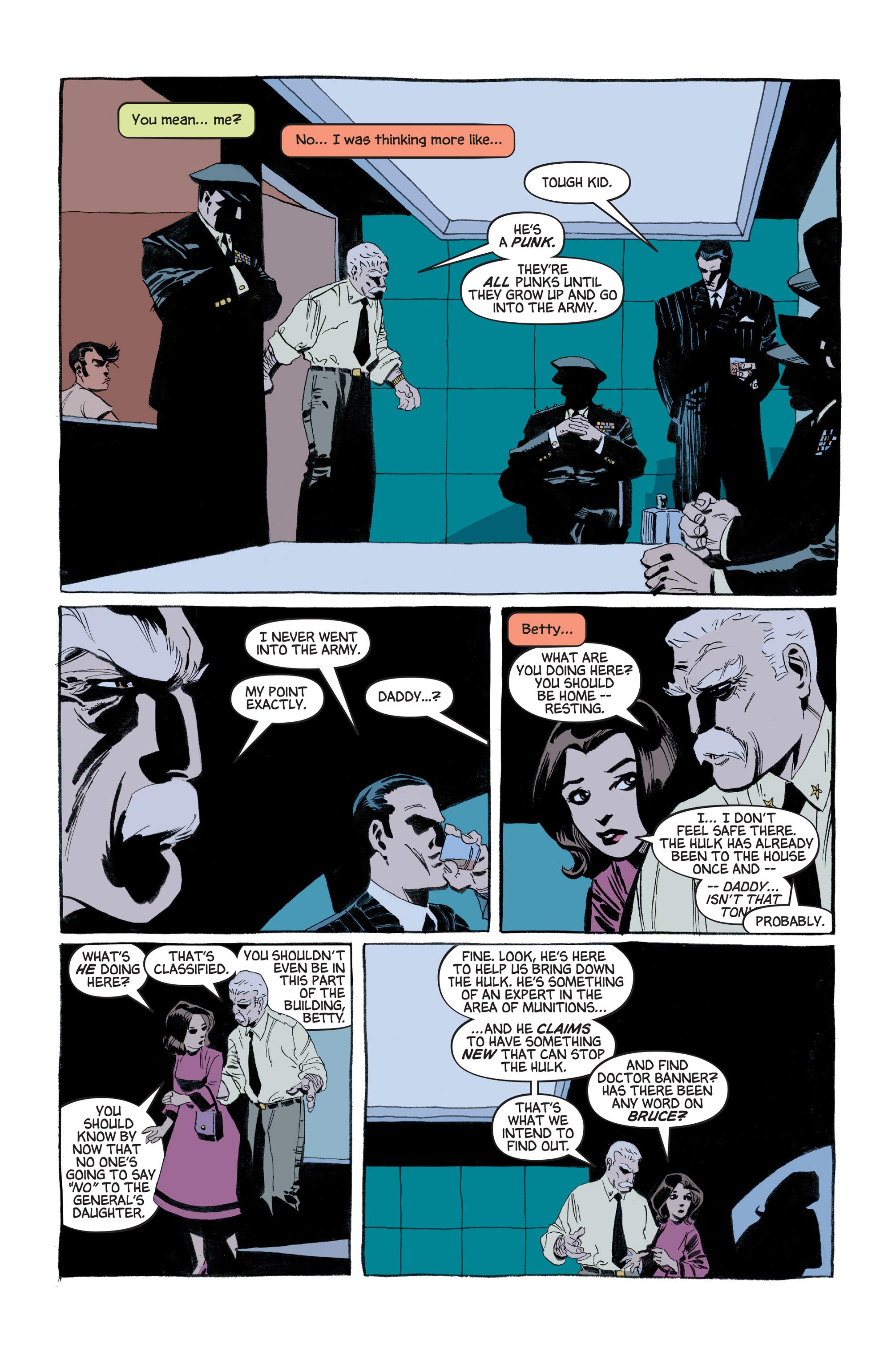 Read online Hulk: Gray comic -  Issue #3 - 14