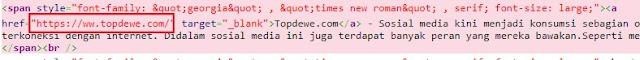 cara cek broken link blog dan website secara online