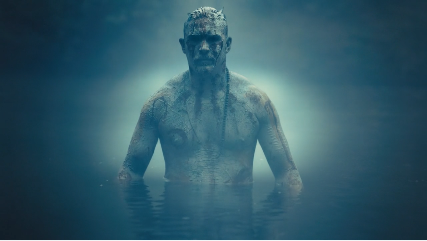 James Delaney - Tom Hardy - Taboo - 2017