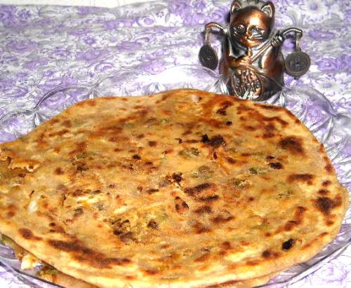 My Kitchen S Aroma Oriental Style Paratha