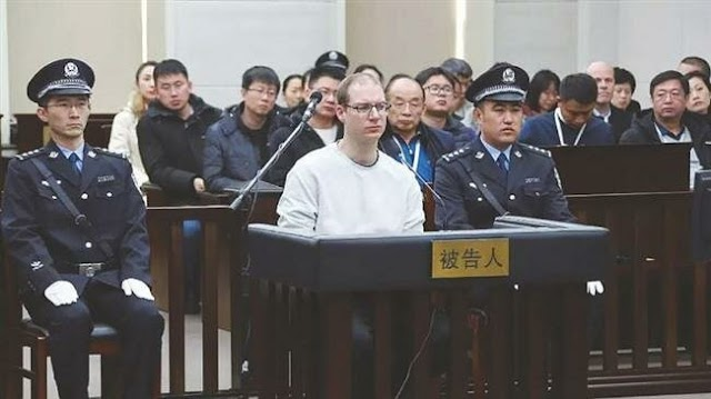 China sentences another Canadian to death on drug charges