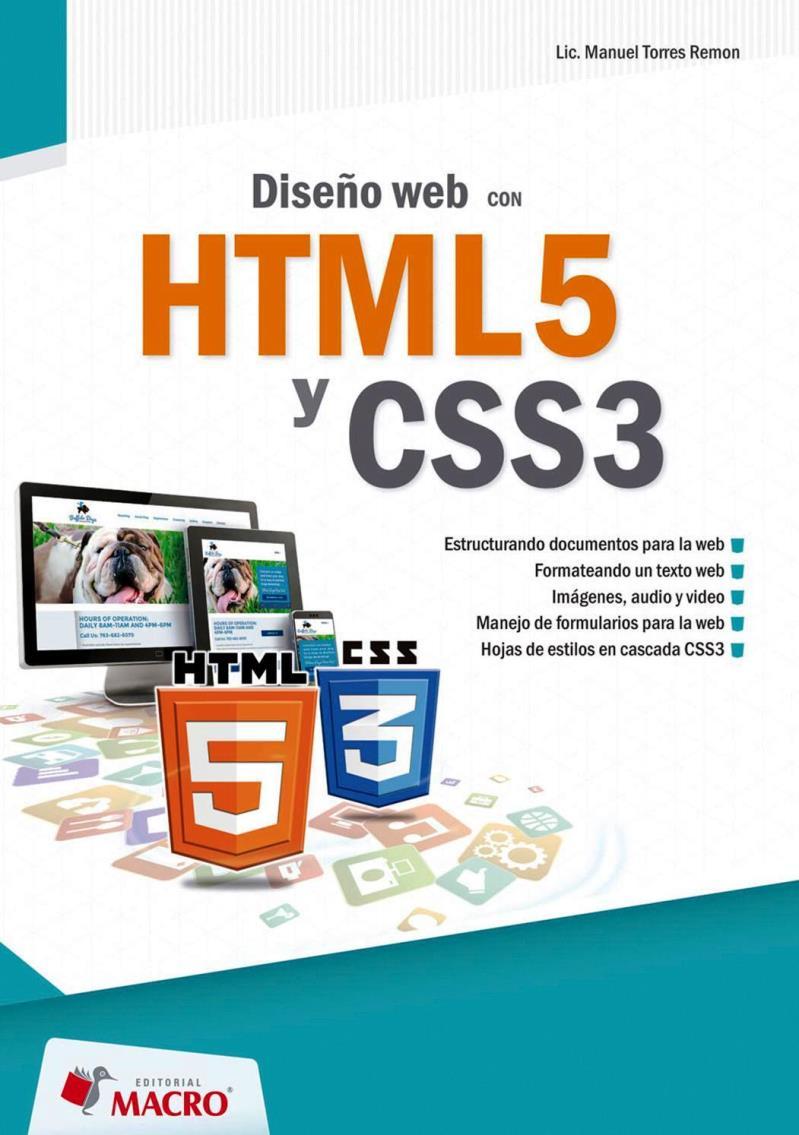 Diseño web con HTML5 y CSS3 – Manuel Ángel Torres Remón