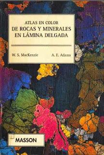 Atlas de rocas y minerales en laminas delgadas - Ed masson - descargar gratis
