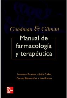 Descargar ebook farmacología gratis Manual De Farmacología Y Terapeutica Gilman