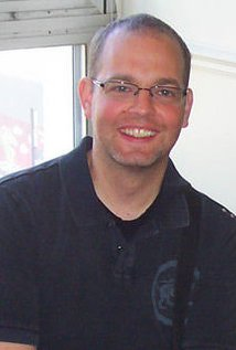 Shawn Rasmussen. Director of The Inhabitants