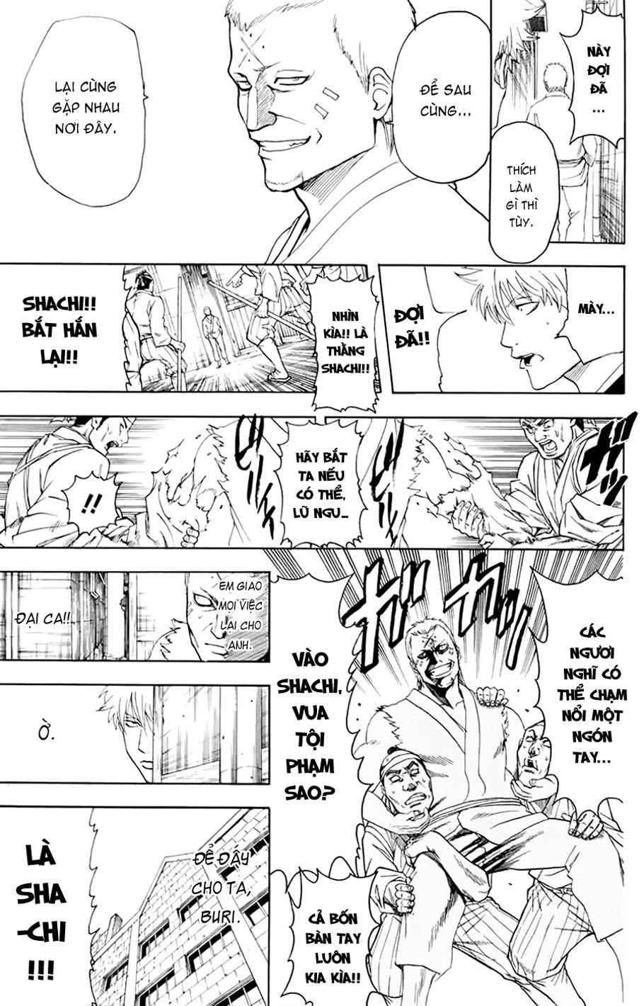 Gintama Chap 342 page 7 - Truyentranhaz.net