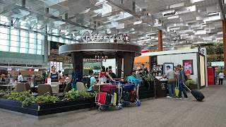 Coffee Club Terminal 2 Changi Airport