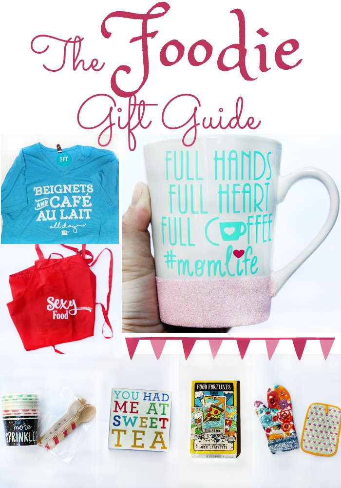For The Love Of Food The Foodie Birthday Gift Guide