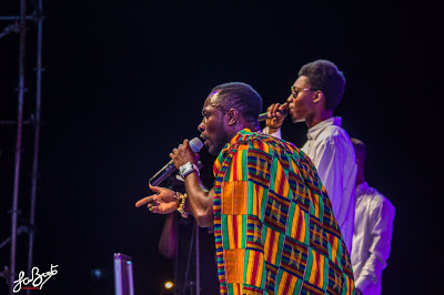 Okyeame Kwame Discovers BeatBender, A New Talent