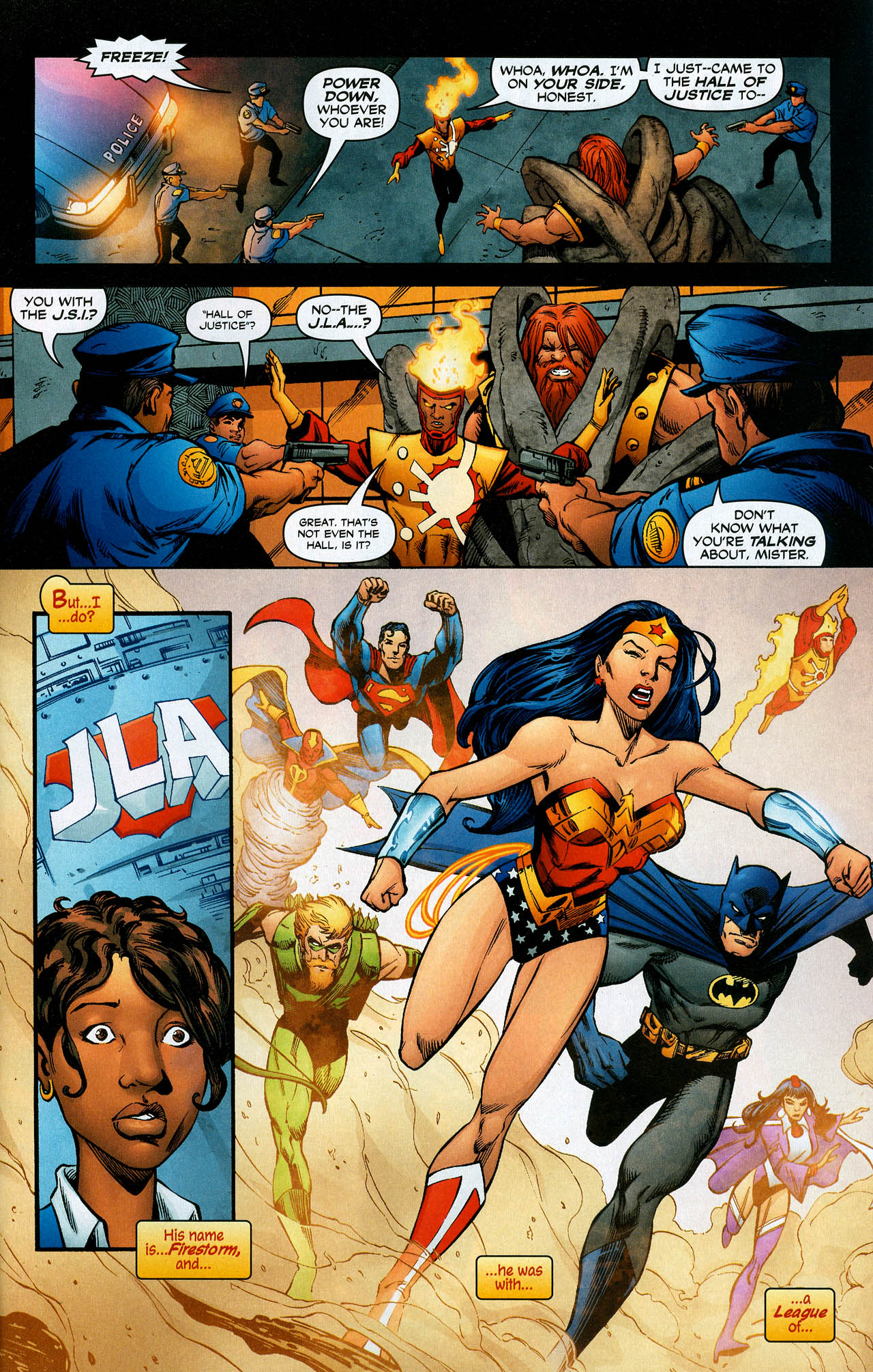 Read online Trinity (2008) comic -  Issue #19 - 29
