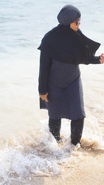 baju renang muslimah via toko online