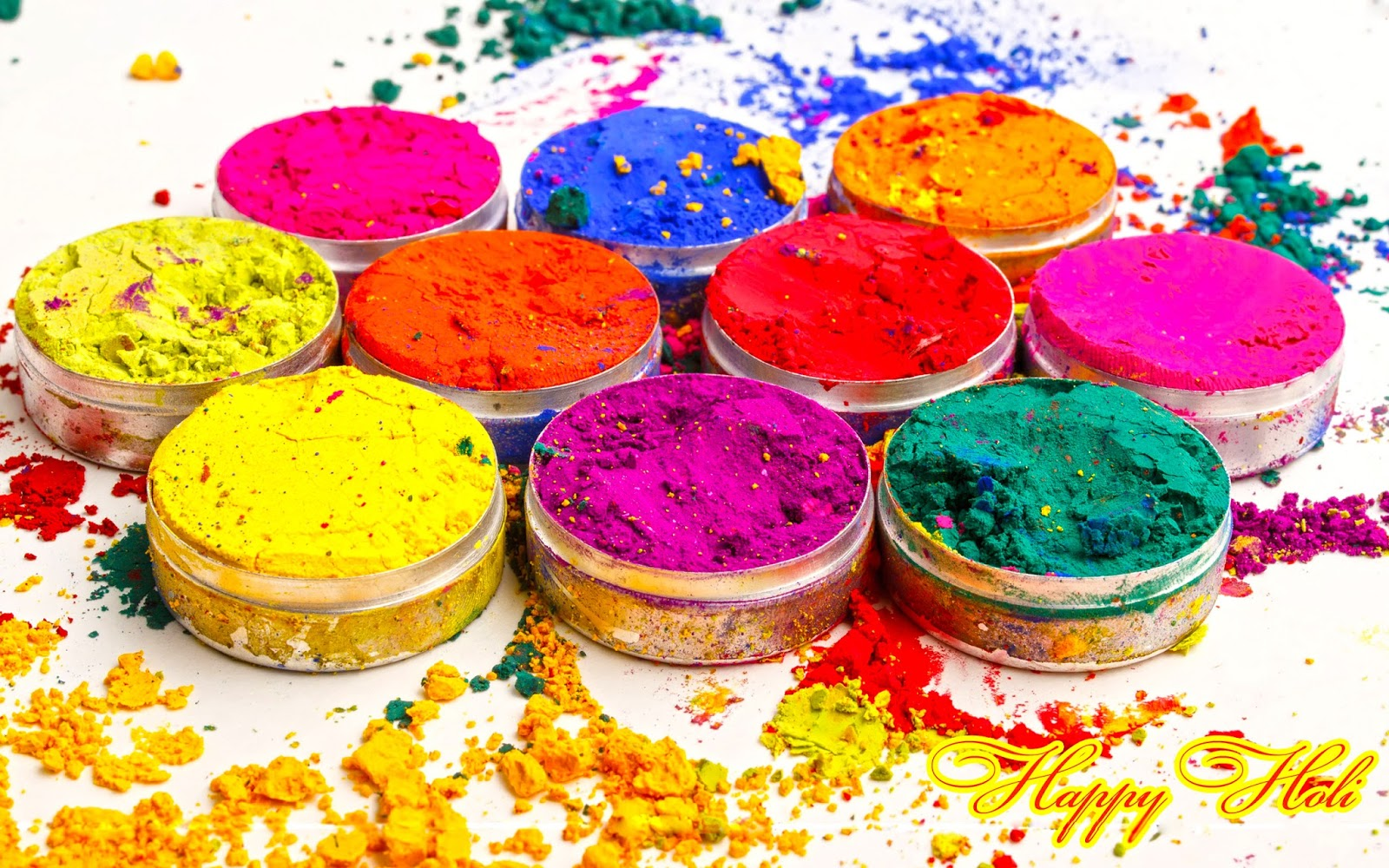 Happy Holi HD Wallpapers Images And Pictures 2017