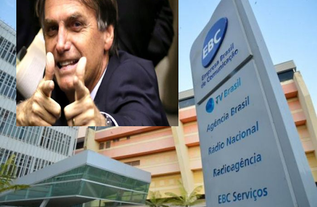 Fica EBC: Funcionários se unem no Facebook em defesa de seus empregos e da continuação da EBC